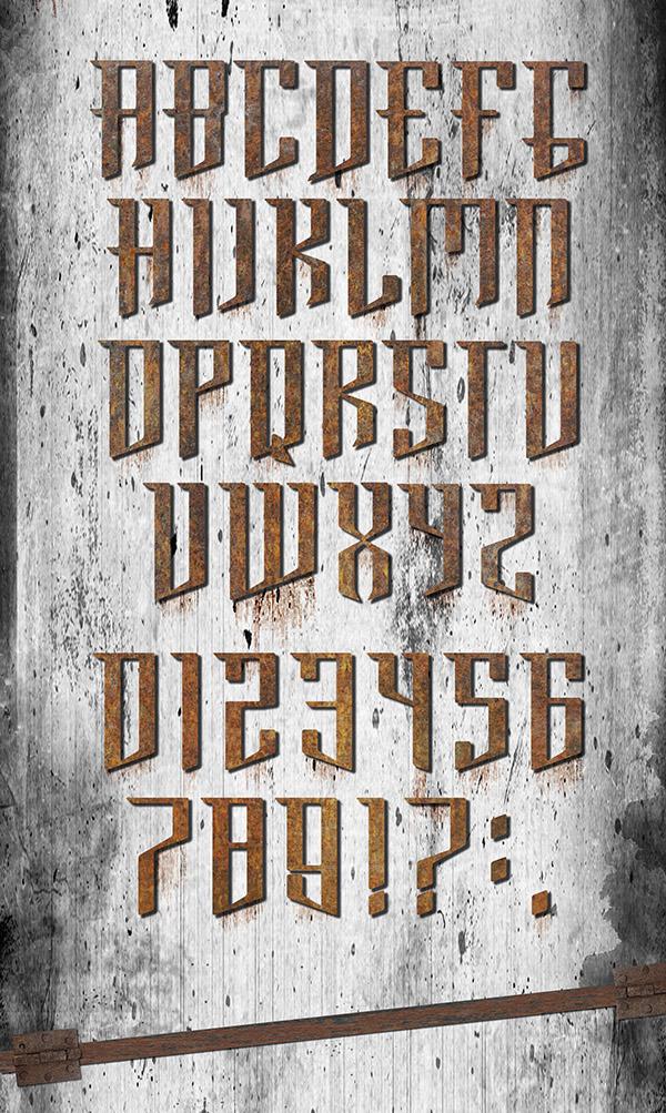 Download Brooklyn Font - Befonts.com