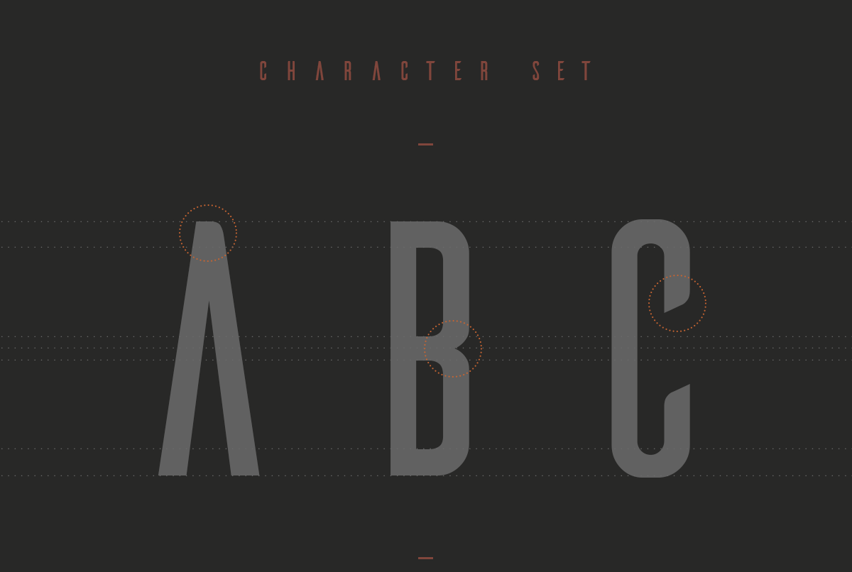 Ailerons Typeface 7
