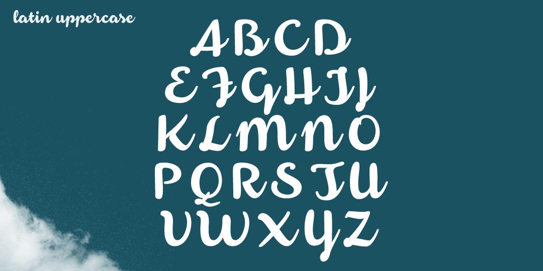 Armonioso Font6
