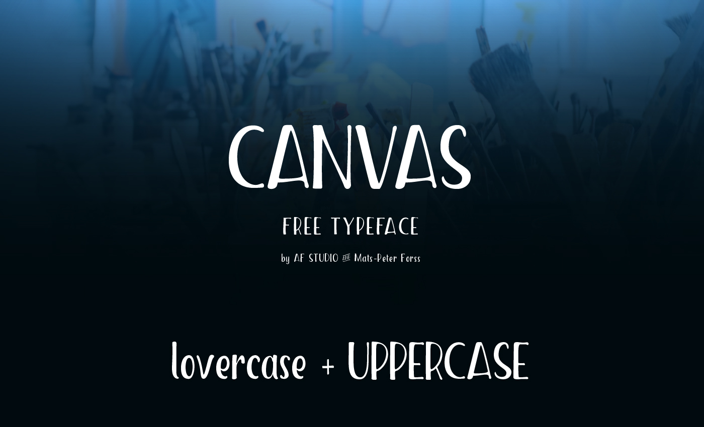 Download Canvas Font