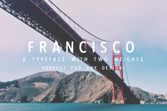 Francisco Font Download