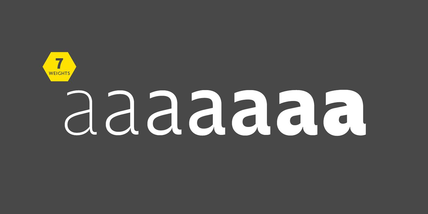 Golden Sans (Free) Font1