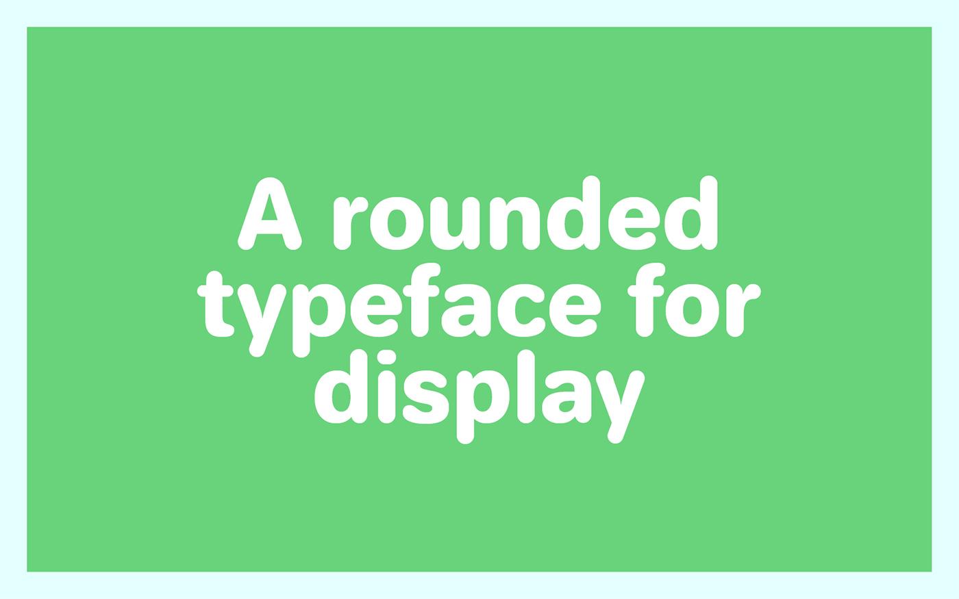 Jellee Typeface12