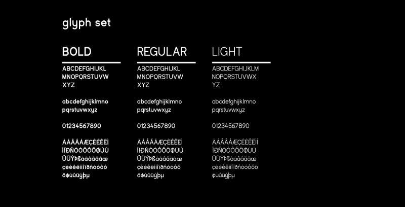 Kayak Sans - Free Typeface 3