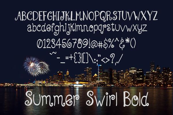 Summer Swirl 2