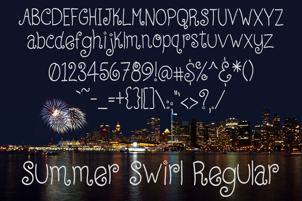 Summer Swirl 6