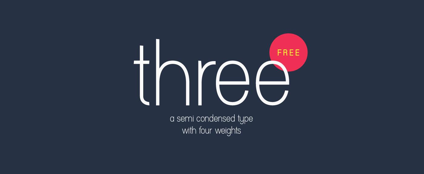 three font befonts com