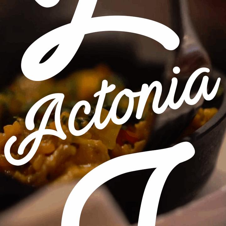 Actonia Font2
