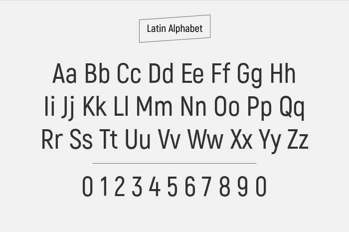 Akrobat Font Family