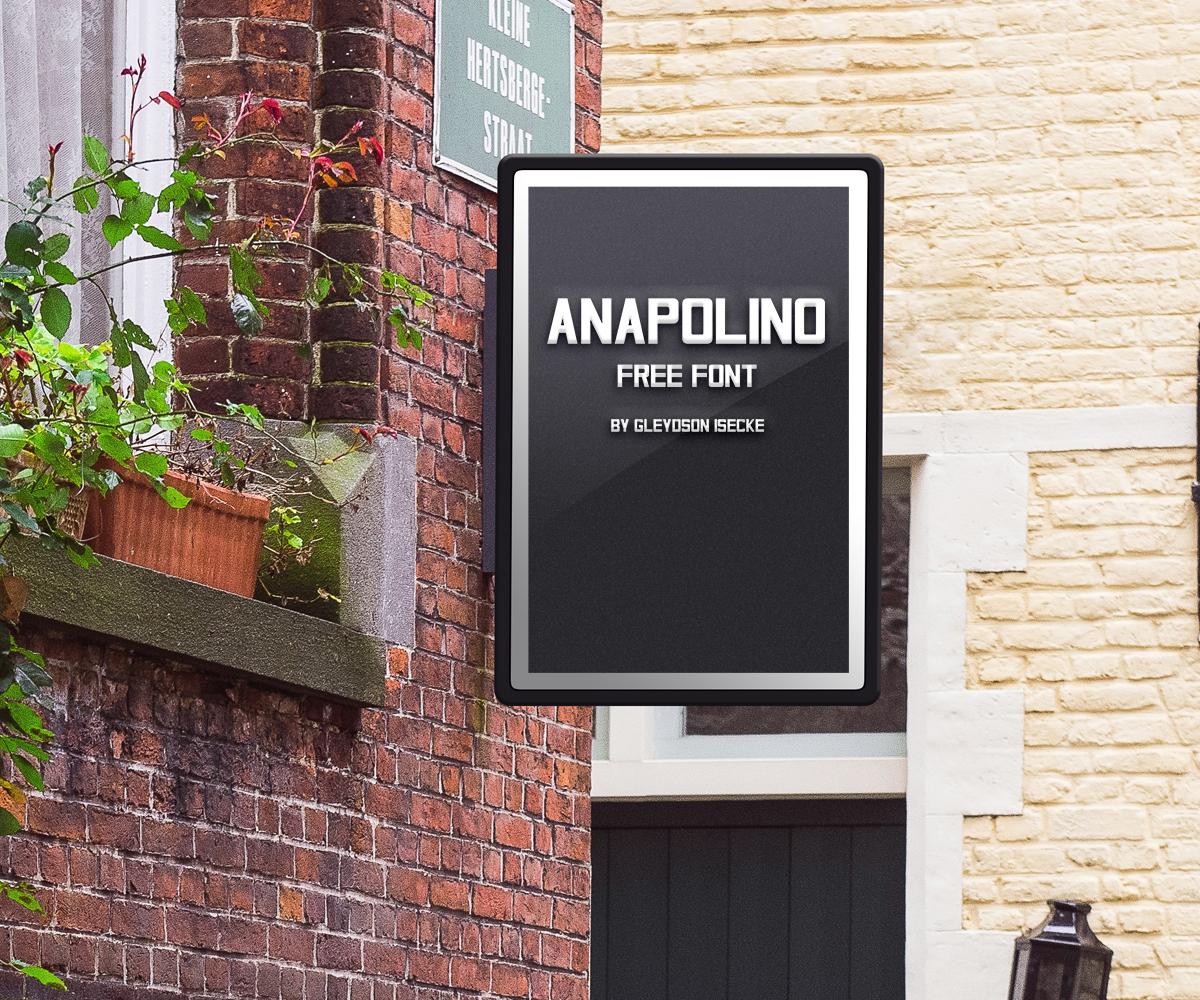 ANAPOLINO Font