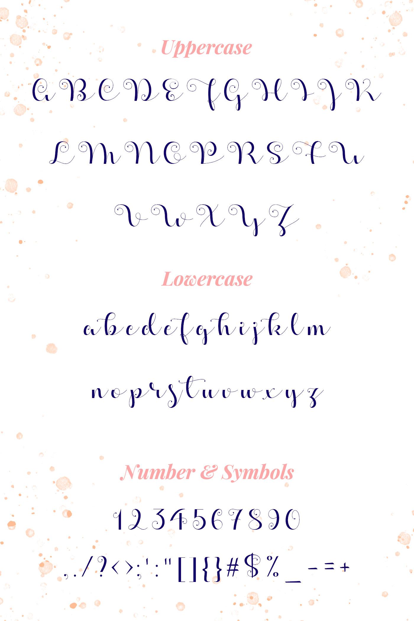 Apples Script Font