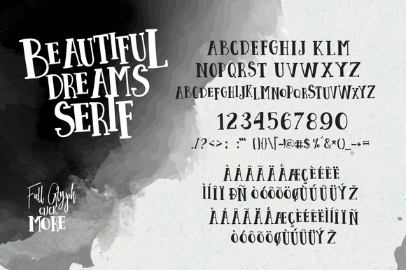 Beautiful Dreams Font