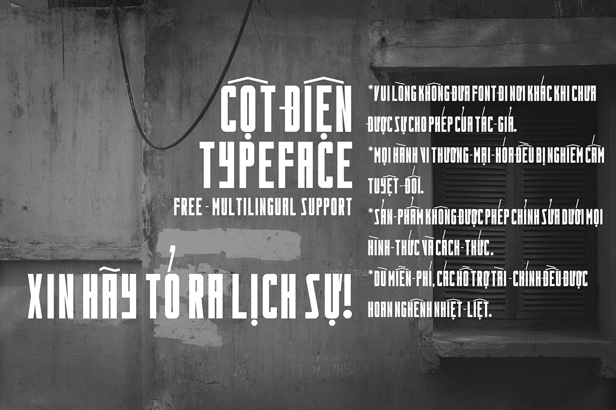 Cotdien Typeface