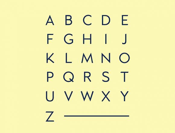 Kano Typeface - Befonts com