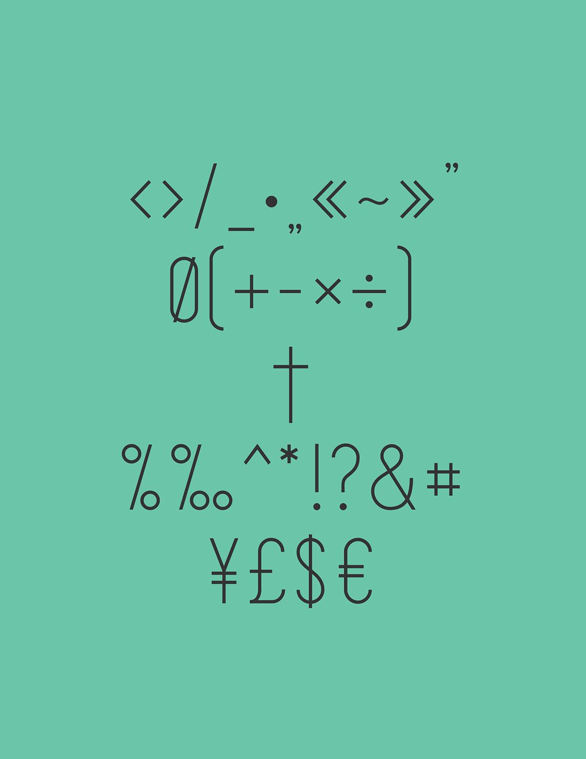 SIMPLIFICA Typeface - Befonts com