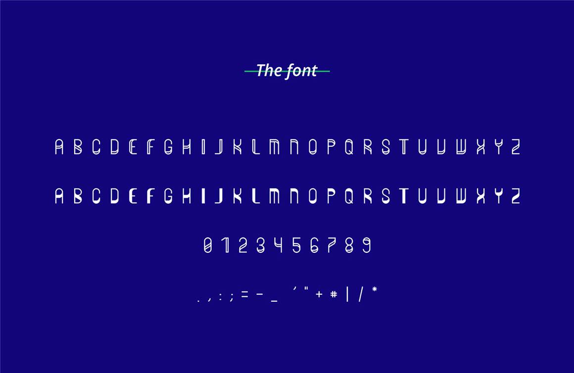 Zero Font 2