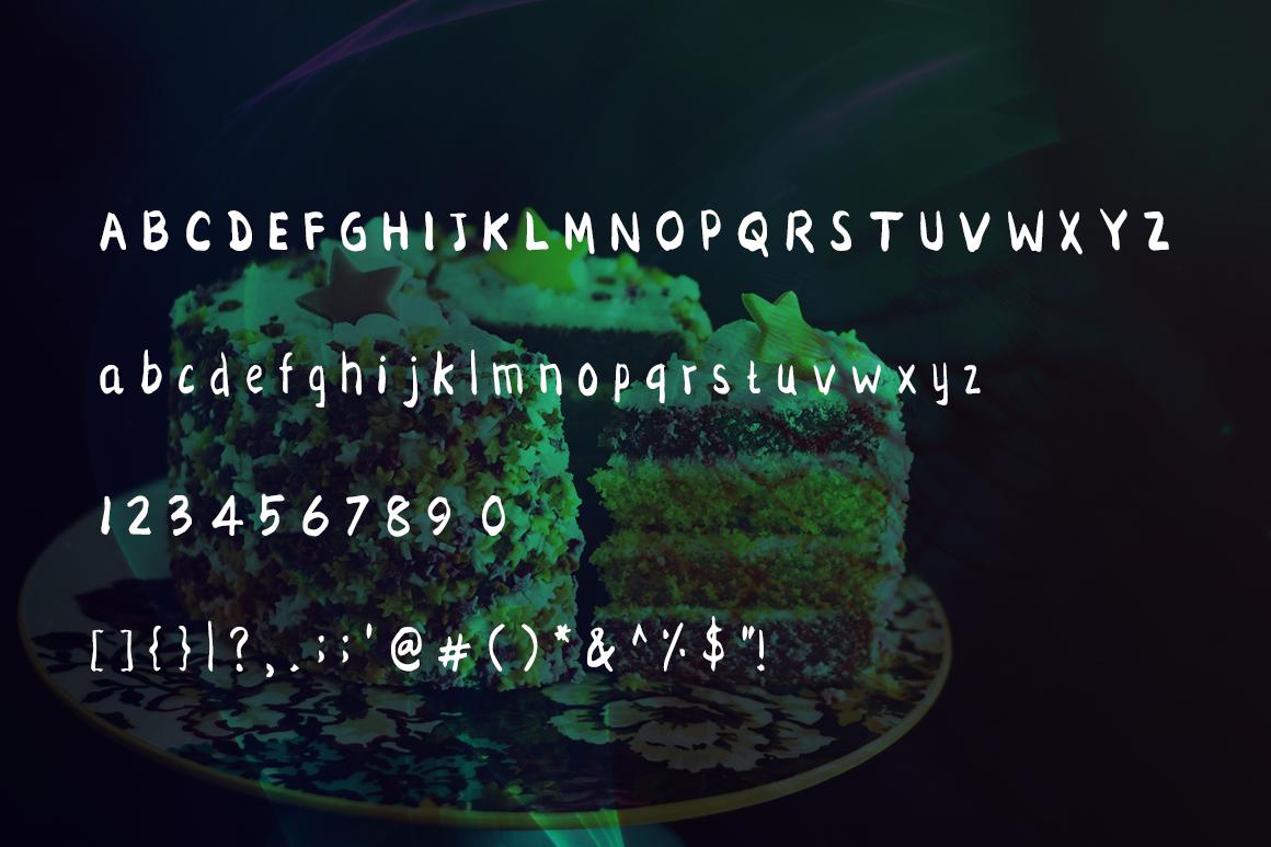 Icings Font