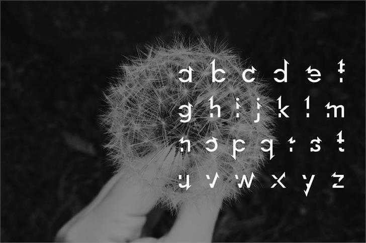 Lost Link Font