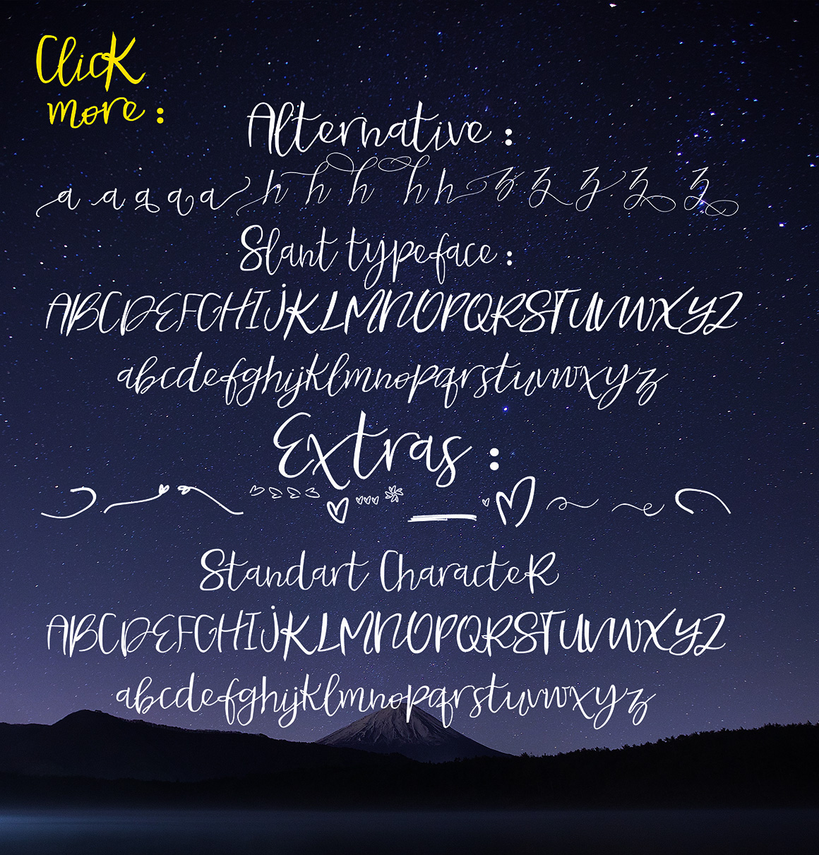 lovely fabulous script font