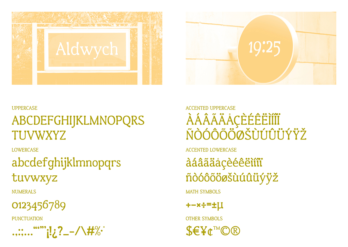 Lustro Font
