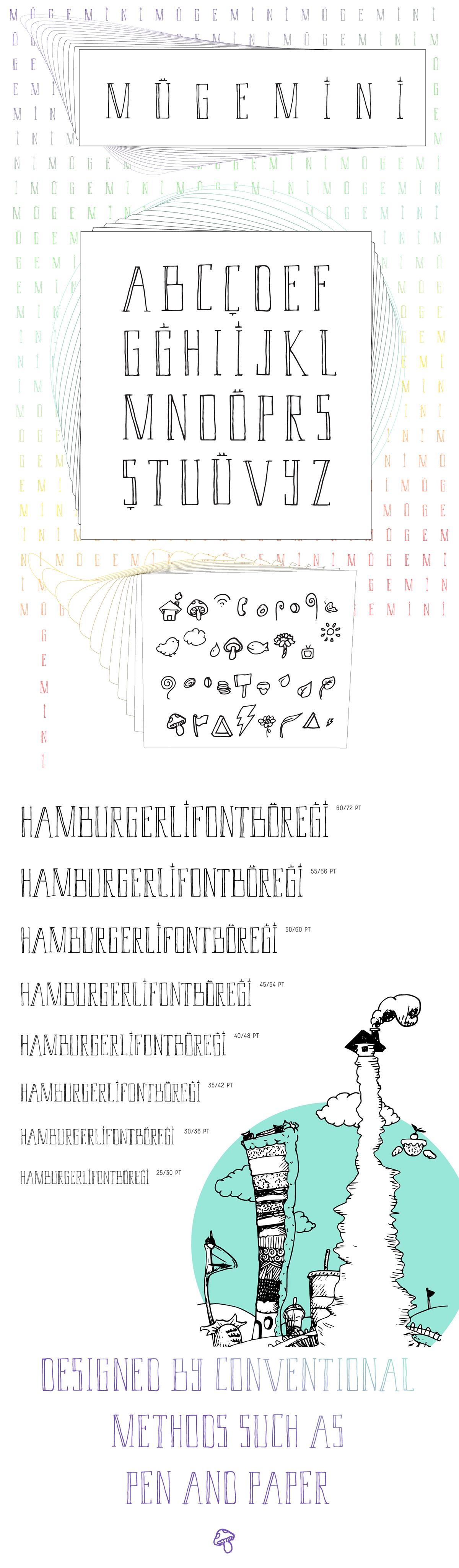 Mügemini Font