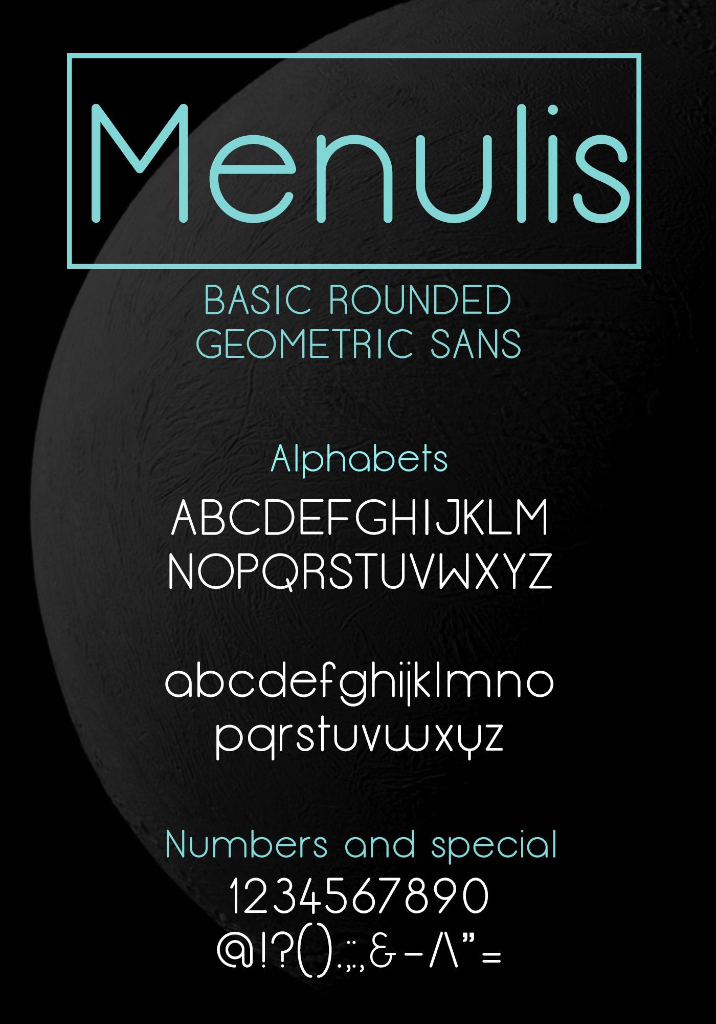 Menulis font