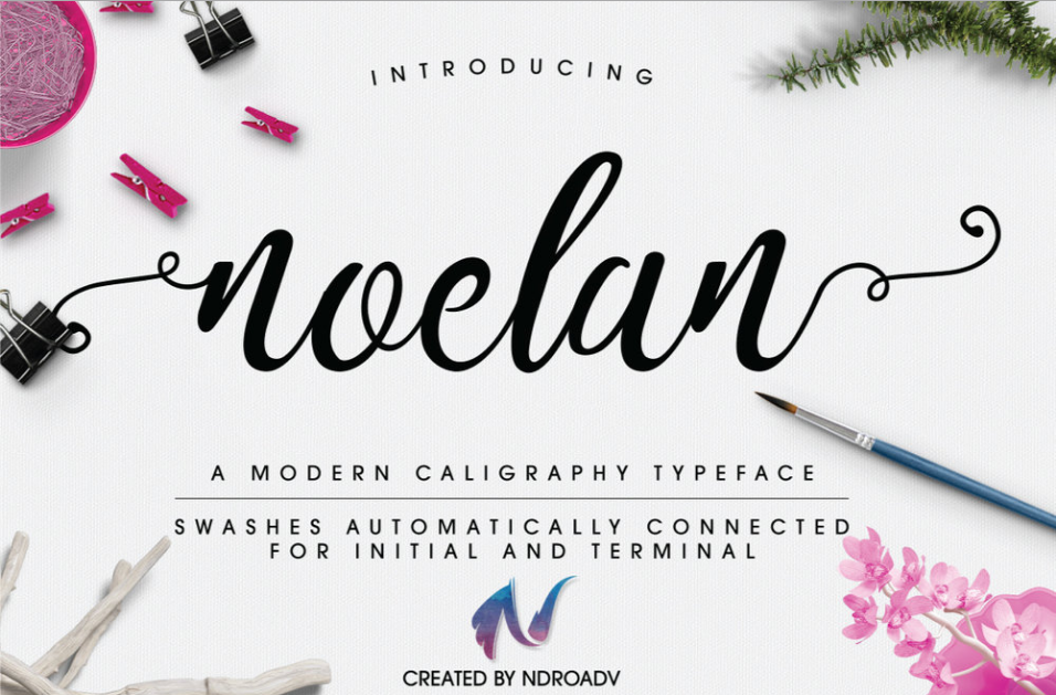 calligraphy fonts free download for photoshop noelan script font befonts 25507 | noelan script