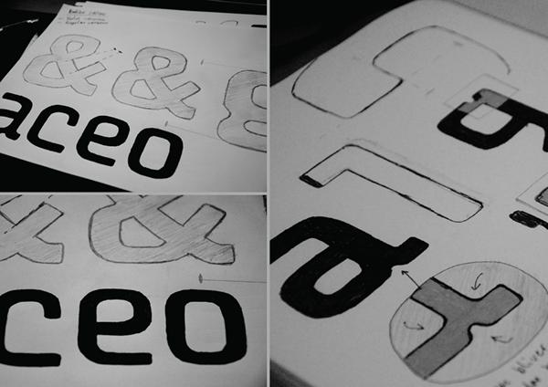 Rodian Sans Typeface