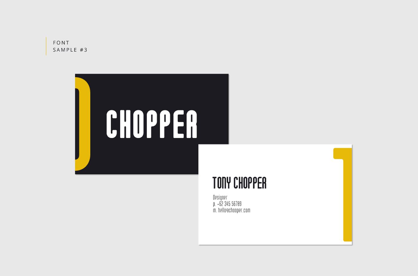 Tony Tony Font