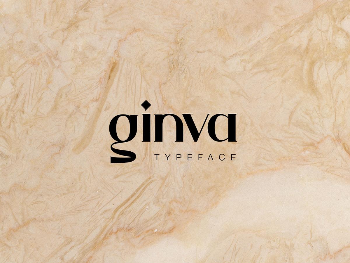 Ginva Font