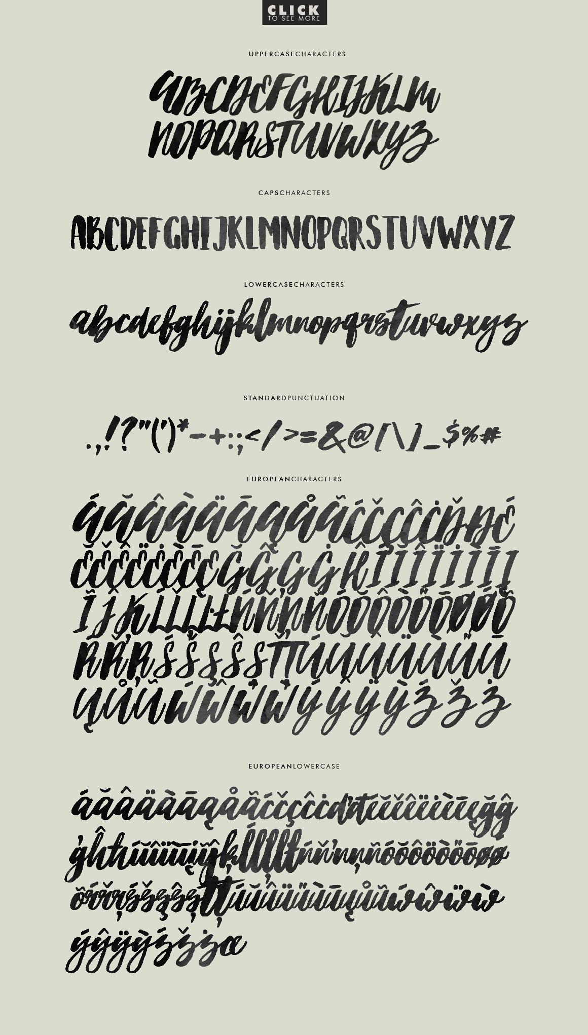 Hubster Script Font