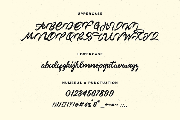 Markinson Script Font