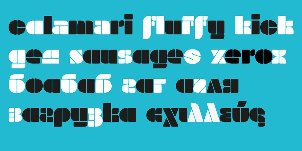 Milka Font