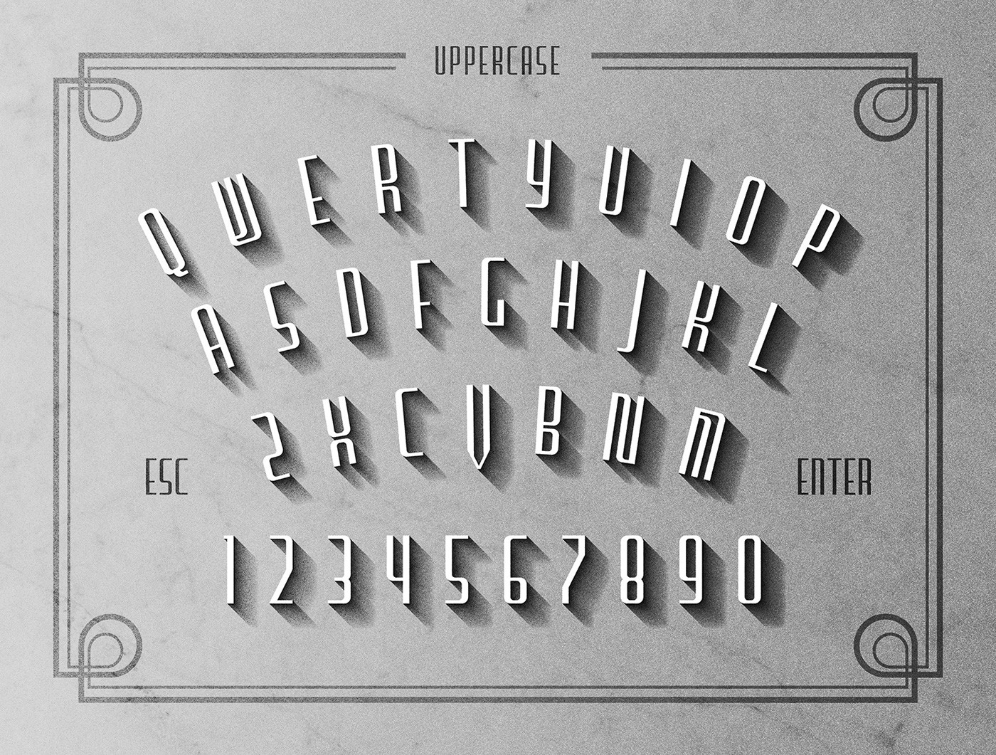 Furgatorio Sans Typeface