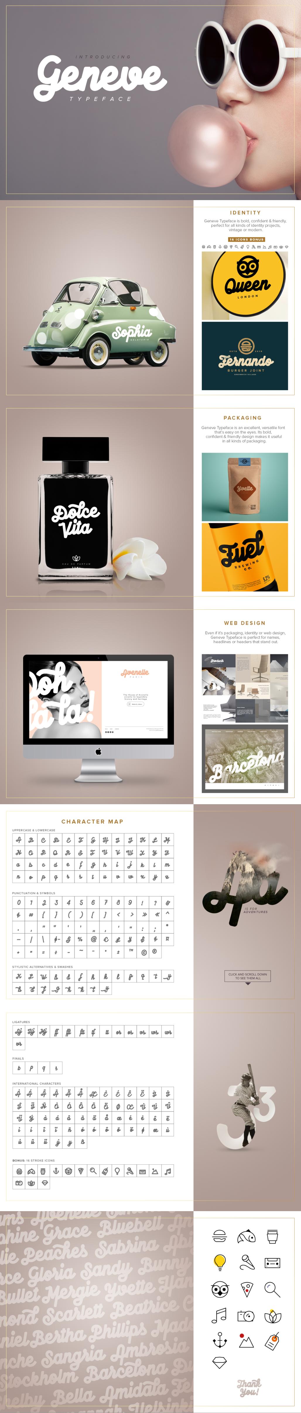 geneve-typeface