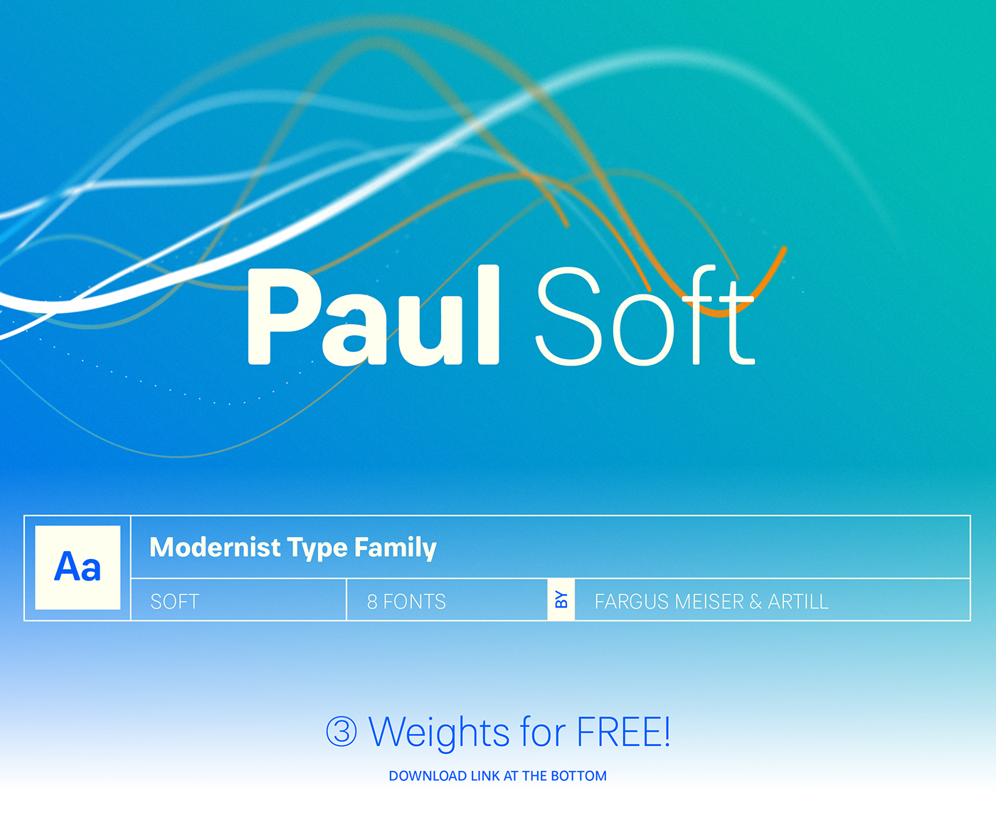 Paul Soft Font Family