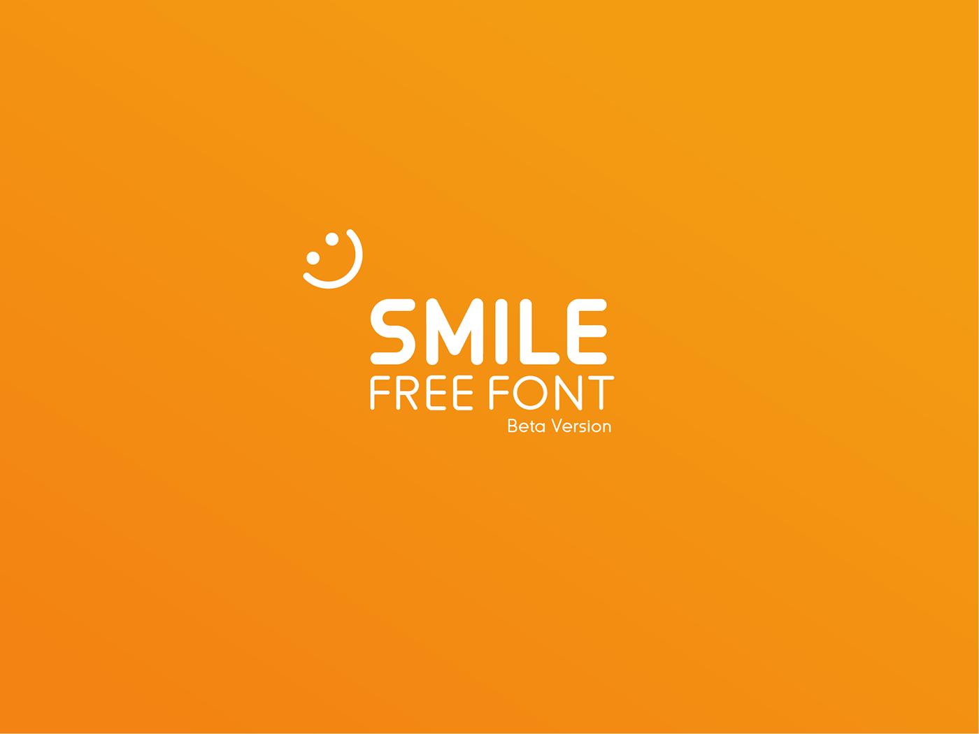 Smile Font Family