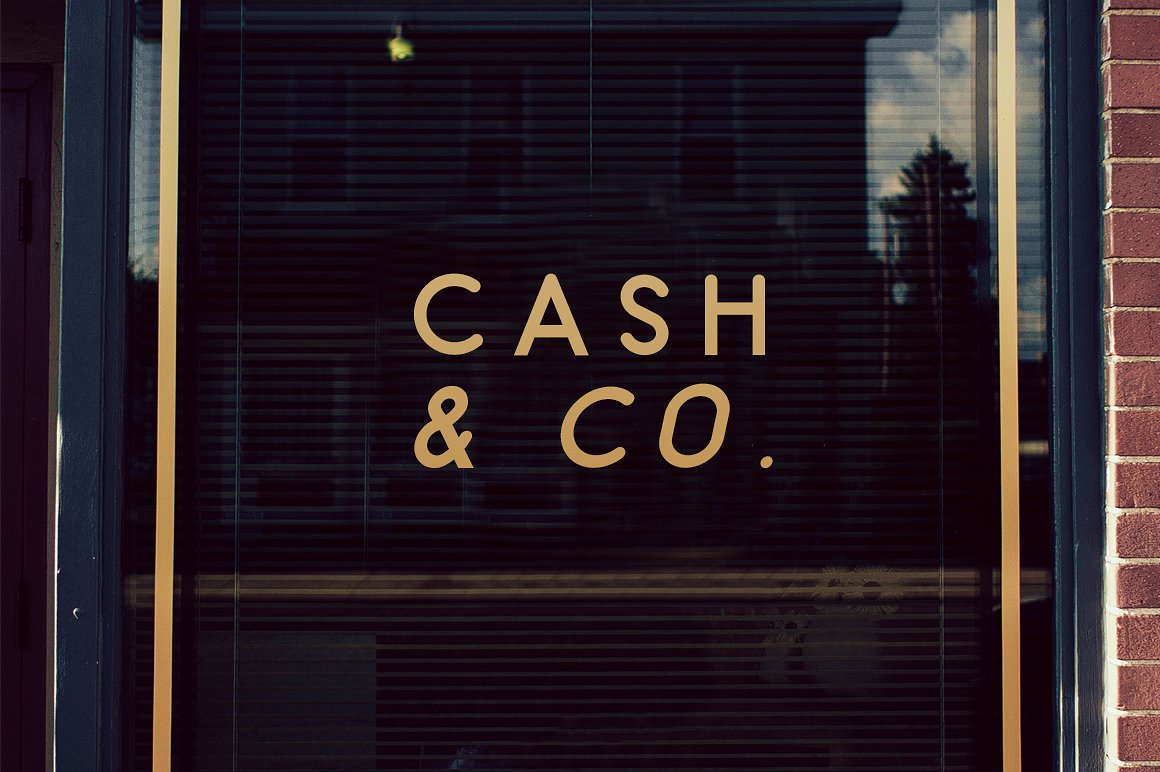 Kingsland Typeface