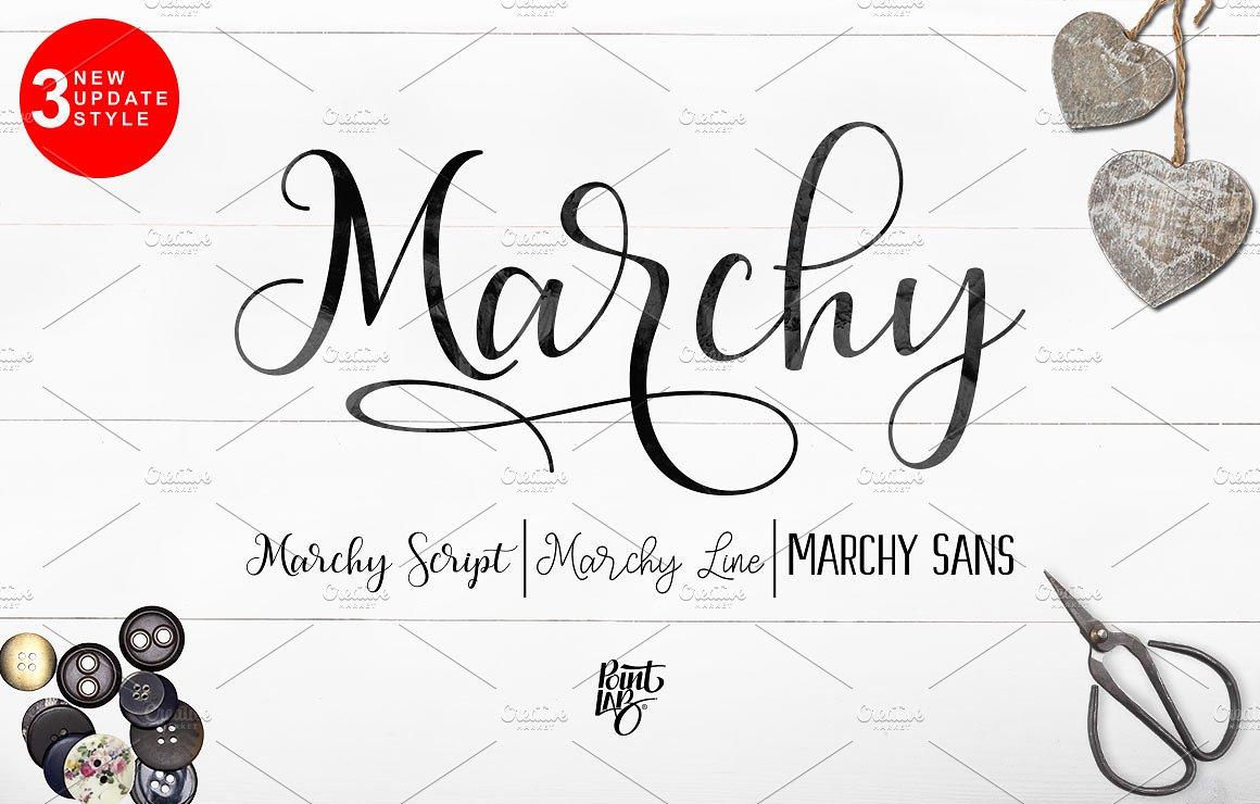marchy-script
