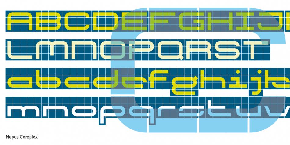 Nepos Font Family