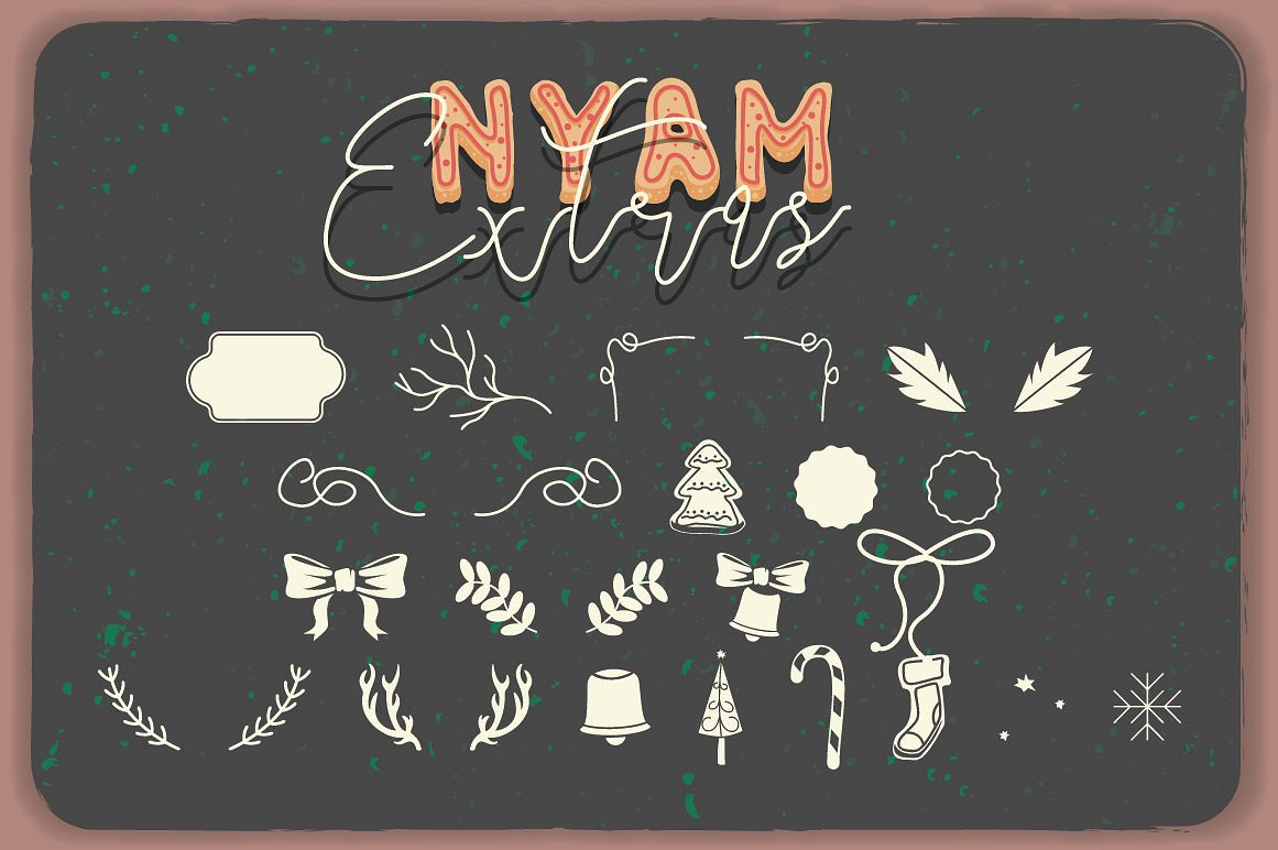 NYAM & Eastpine + Extras