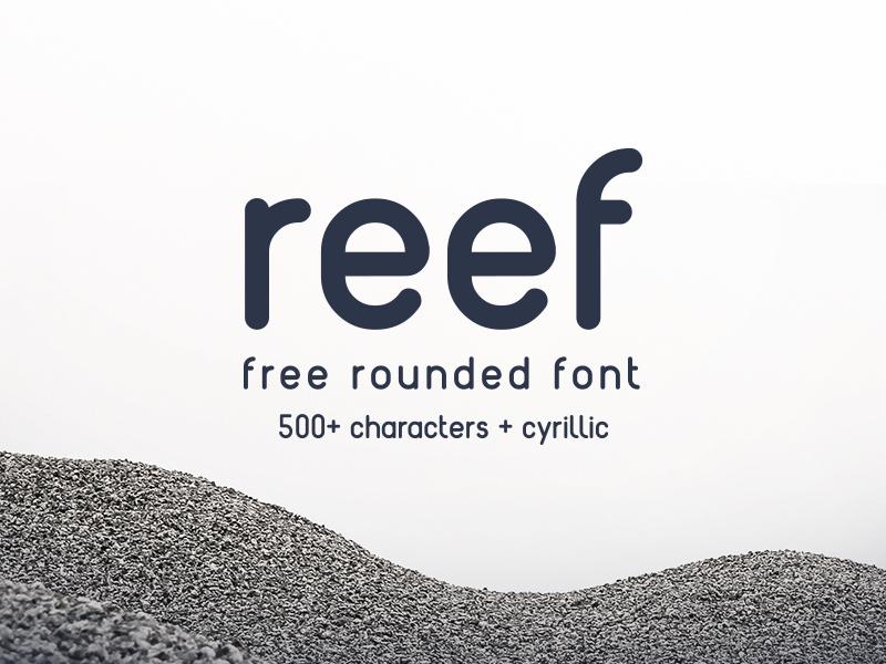 Reef Font - Befonts com
