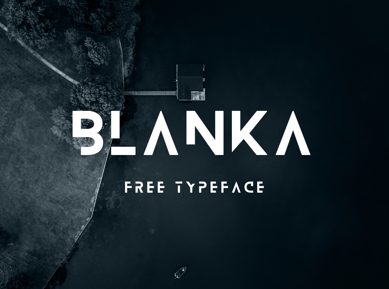 BLANKA Font - Befonts com