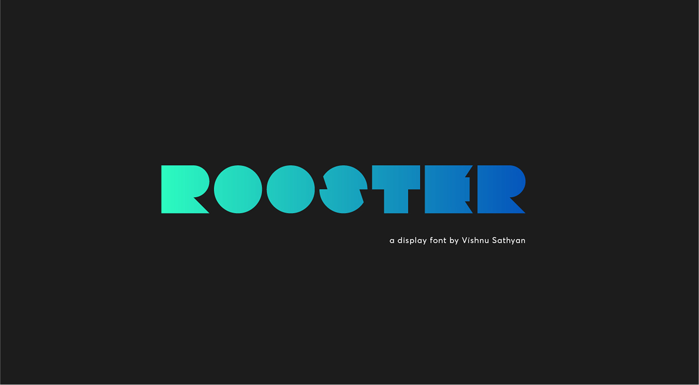 Rooster font befonts rooster font biocorpaavc Choice Image
