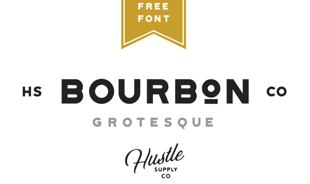 Image result for Bourbon Grotesque