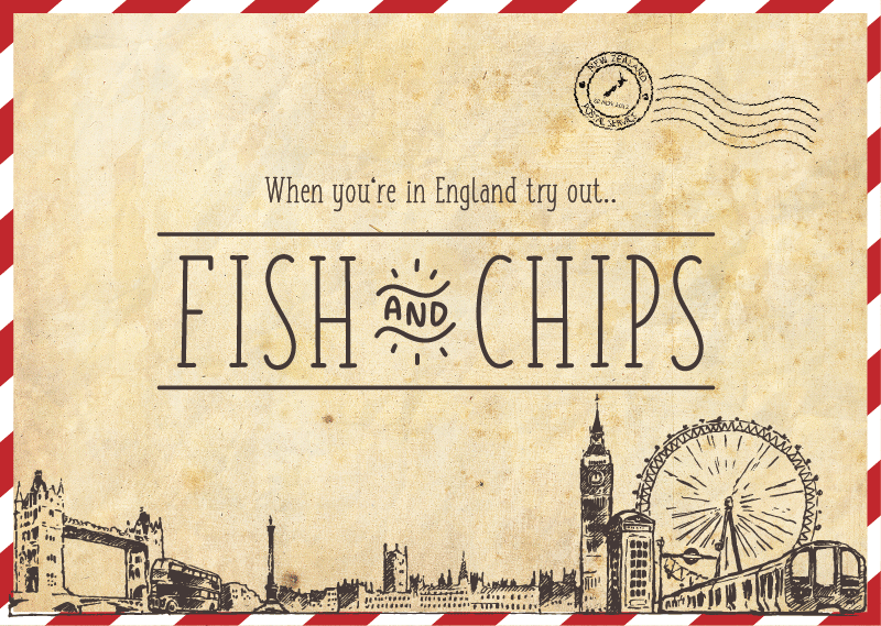 Fish&Chips Font