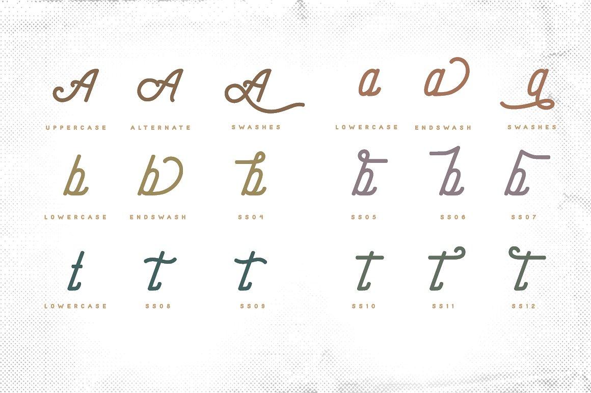 Hometown Script Font