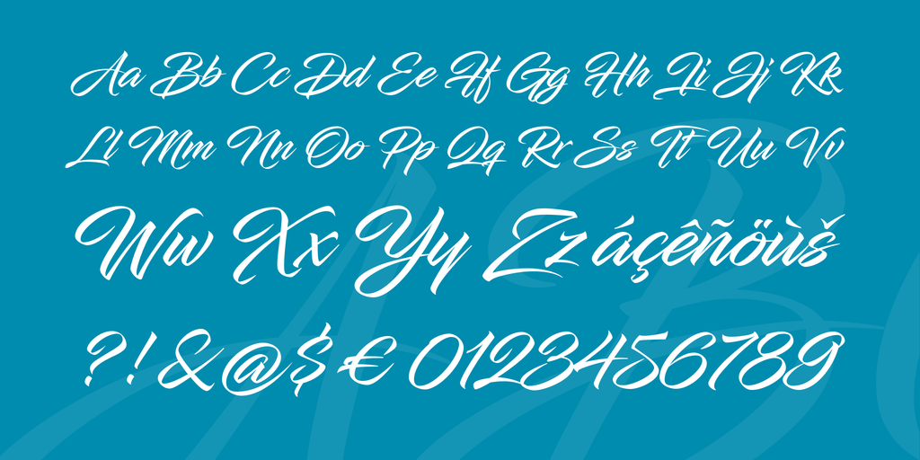 Infinite Stroke Font Family