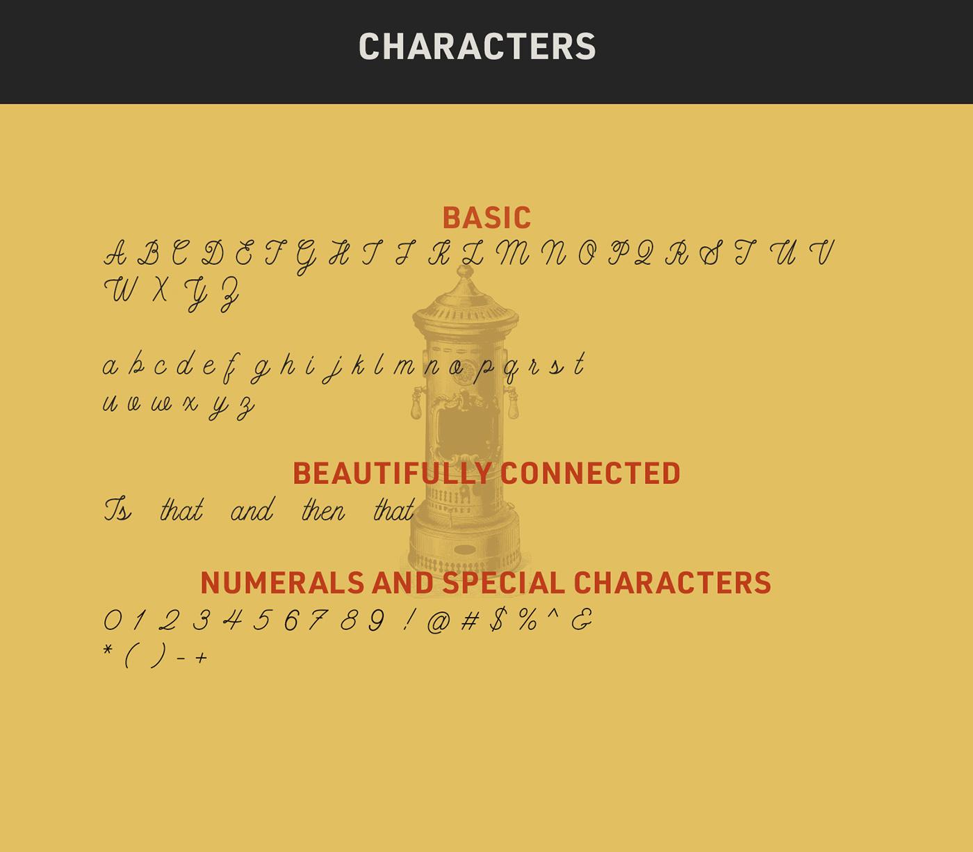 Mademoiselle Script Font