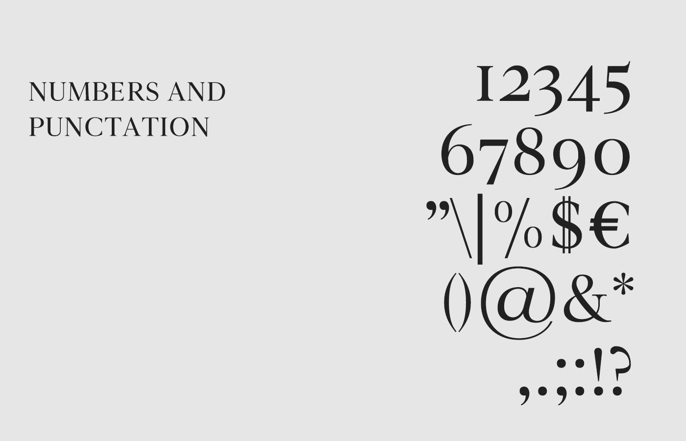Novar Typeface